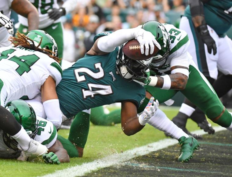 NFL: New York Jets at Philadelphia Eagles